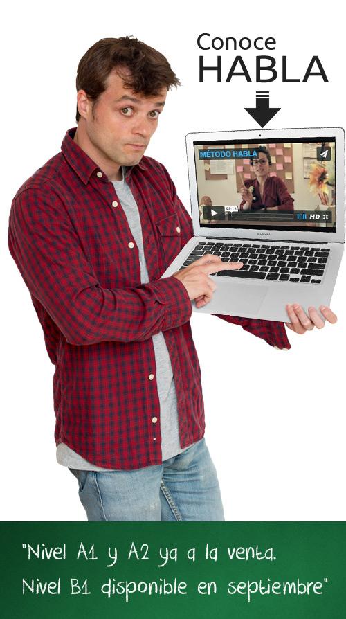 curso de español online HABLA